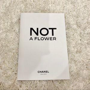 Brand new Chanel camellia catalogue